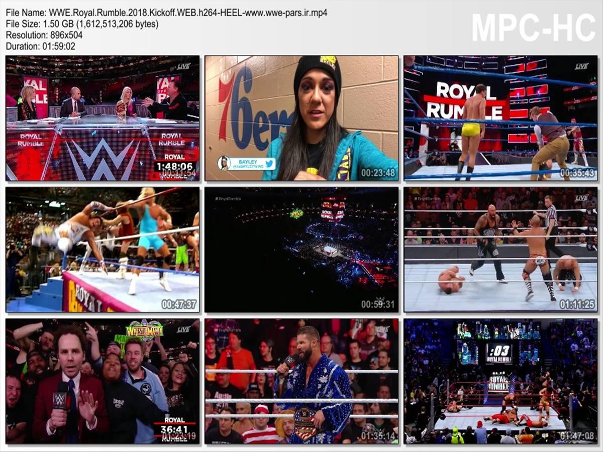 اسکرین شات رویال رامبول 2018 کیک آف